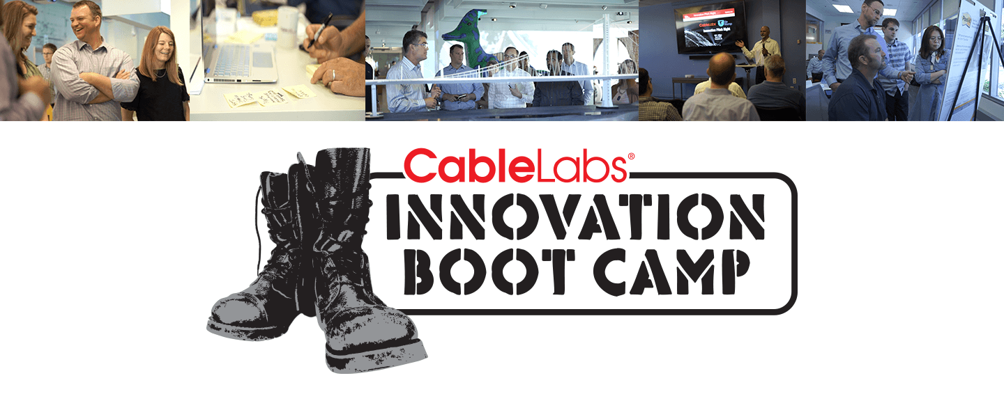 Innovation Boot Camp October 2017