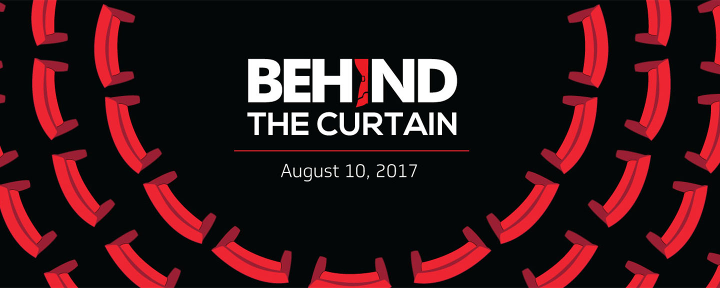 Behind the Curtain 2017
