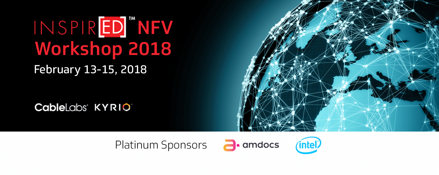 Inspir[ED] NFV Workshop February 2018