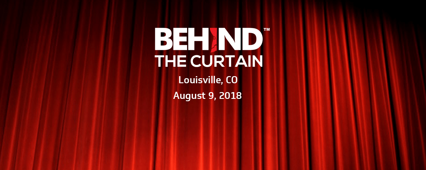 Behind the Curtain 2018