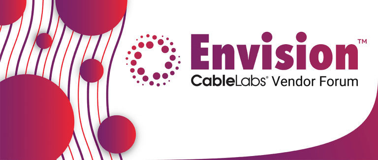 Event Image for 'CableLabs Envision Vendor Forum 2019'