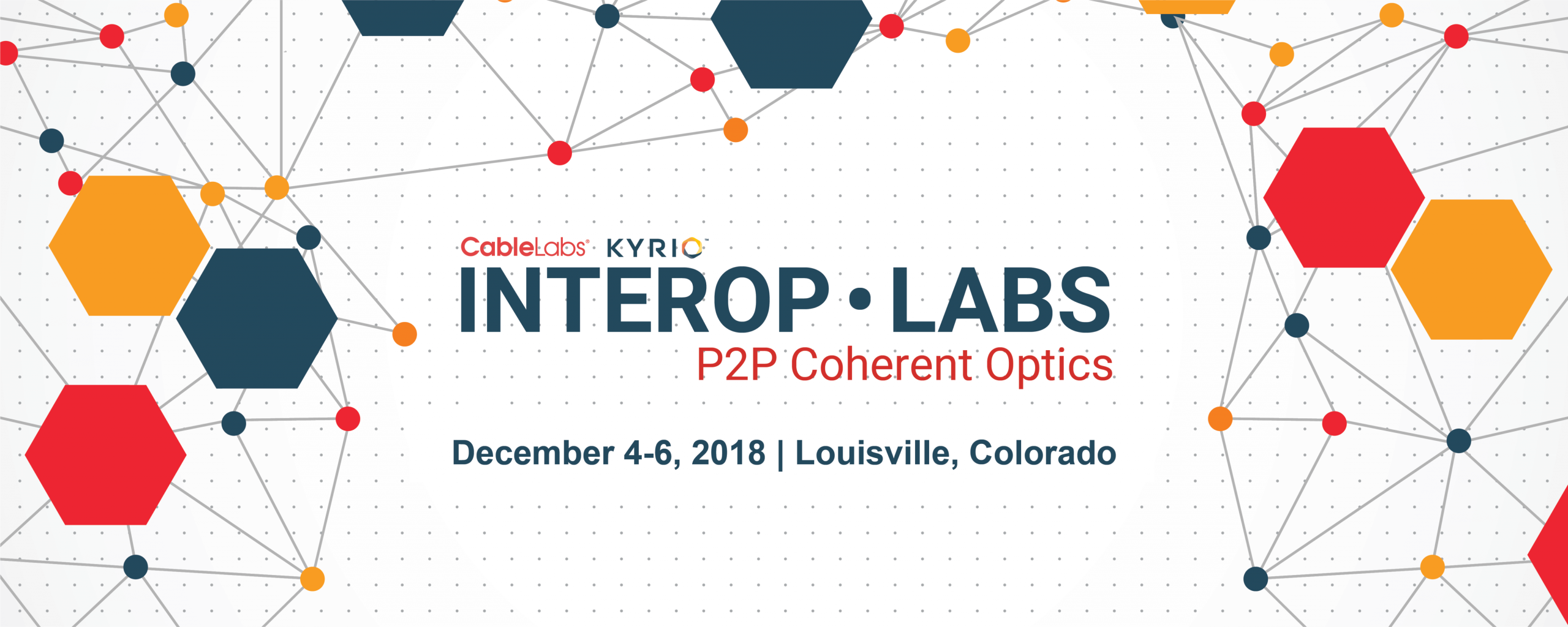 Interop·Labs: P2P Coherent Optics December 2018
