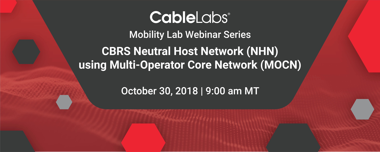 Mobility Lab Webinar – October 2018