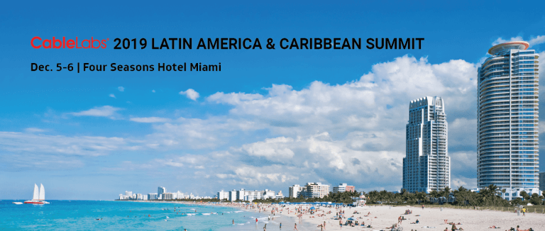 Event Image for 'CableLabs Latin America & Caribbean Summit 2019'