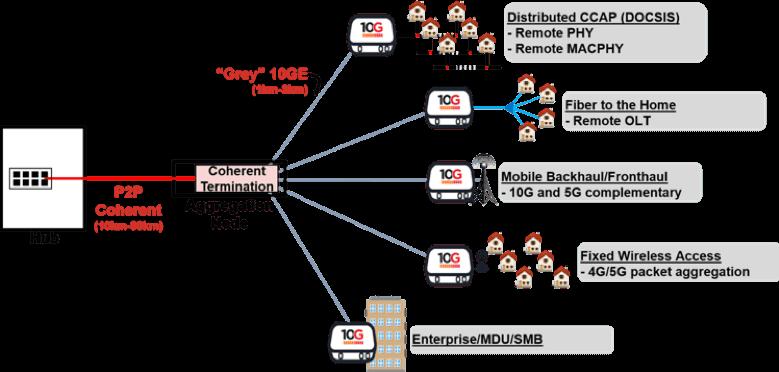 10G Optical Network
