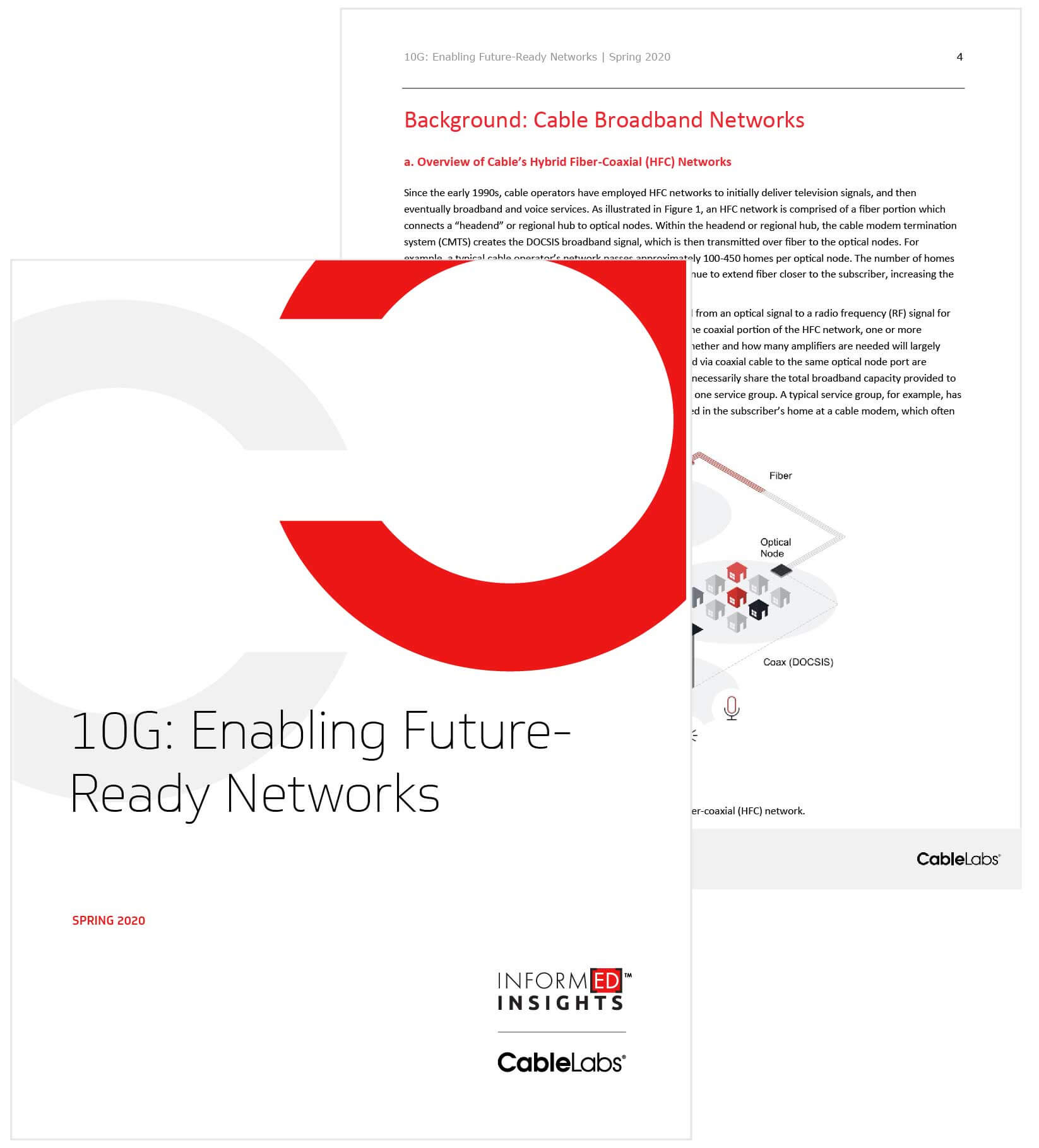 10G: Enabling Future-Ready Networks, Spring 2020
