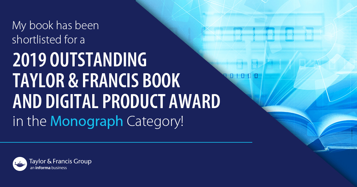 Outstanding Book and Digital Product Award