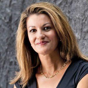 Nadia Benabdallah's headshot