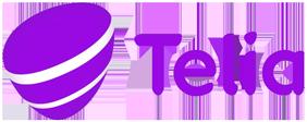Telia Norway logo