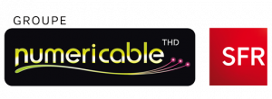 "SFR Group (""Numericable"") logo"